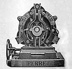 Perret's Electric Motor